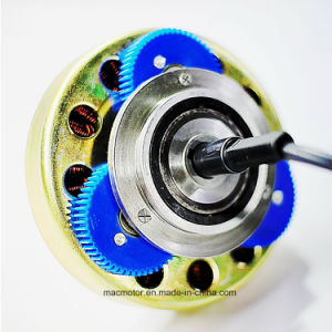BLDC 5: 1 Ratio Hub Motor High Torque Motor Ebike Hub Motor pictures & photos