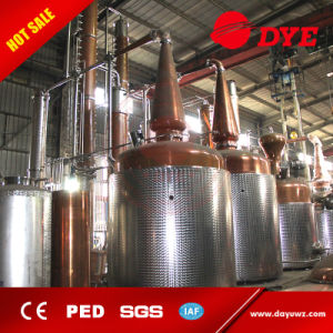 Unique Best Quality Copper Home Alcohol Distiller for Sale pictures & photos