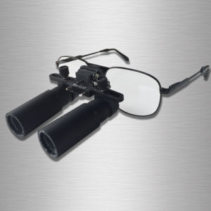 5X 420mm Magnification Dental Surgical Medical Binocular Loupes pictures & photos