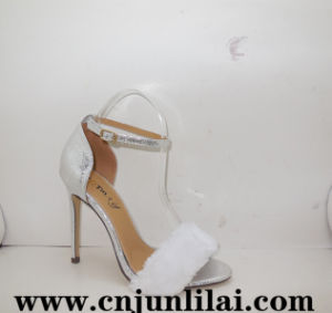 Women Shoes with Fashion Hair