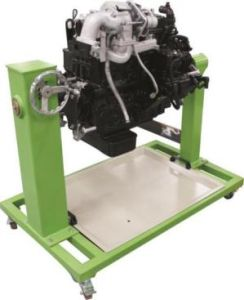 Automotive Vocational Training Equipment of Diesel Engine Disassembly pictures & photos