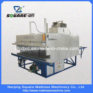 Mattress Packaging with Hydraulic Compression Machinery pictures & photos