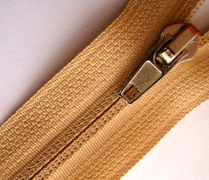 Fashion Invisible Nylon Zipper for Garment pictures & photos