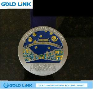 Souvenir Metal Craft Custom Marathon Coin Medal Challenge Coin pictures & photos