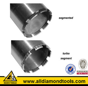 Wet Diamond Core Drill Bit for Concrete pictures & photos