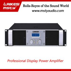 Ca+ Series Professional Power Amplifier 500W with Display Screen pictures & photos