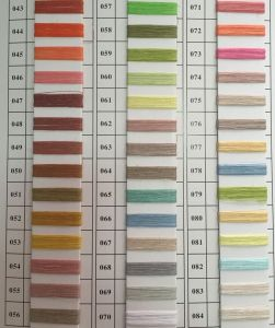100% Linen/Flax Knitting/Weaving Yarn 24nm/1 pictures & photos