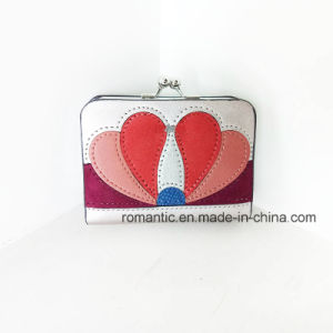 Brand Fashion Designer Lady PU Embroidered Wallet (NMDK-052302) pictures & photos