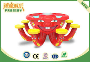 Indoor Entertainment Eductional Toy Octopus Sand Table For Kids
