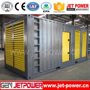 Cummins Engine 1250kVA Electric Diesel Generator 1000kw 1MW Power Plant pictures & photos