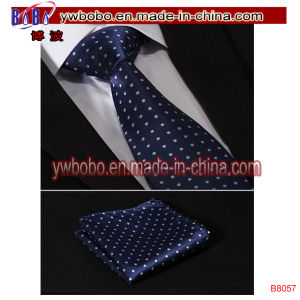 Skinny Slim Tie Solid Color Plain Silk Men Jacquard Woven Party Wedding Necktie (B8060) pictures & photos