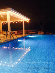 Swimming Pool Mosaic, Mosaic Tile, Glass Mosaic (HMP910) pictures & photos