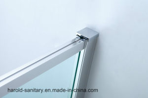 Extended Length Pivot Hinge 6mm Framed Shower Enclosure pictures & photos
