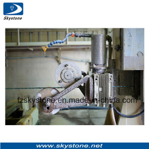 Stationary Diamond Wire Saw for Stone Dressing pictures & photos