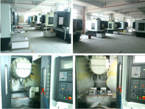 Custom Precision Brass CNC Machining Part pictures & photos