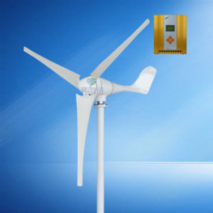 500W Wind Turbine Wind Generator with MPPT Hybrid Controller pictures & photos