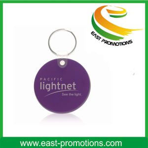 Hot Selling Custom Plastic Keychain with high Quality pictures & photos