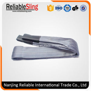 Polyester Reinforced Eye Flat Duplex Webbing Sling pictures & photos