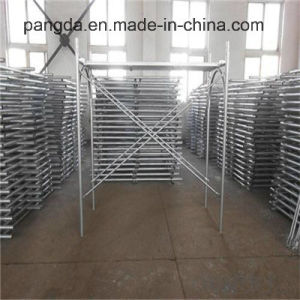 China High Quality Frame Scaffolding System for Building pictures & photos