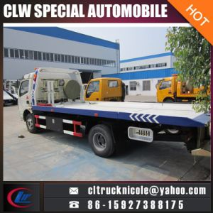 Middle Capacity 4*2 4ton Tow Truck Road Wrecker pictures & photos