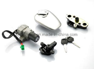 Ignition Switch Tank Cap Head Lock Side Lock Lock Set with High Quality pictures & photos