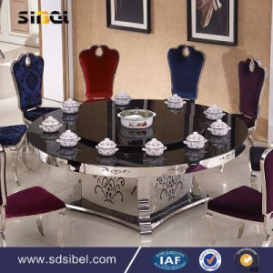 Luxury Dining Table for Restaurant Sbe-CZ0631 pictures & photos