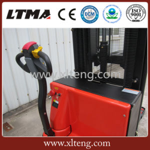 Ltma New Model 1.5t Electric Stacker Price pictures & photos