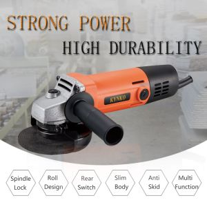 115mm Kynko Electric Power Tools Angle Grinder (6181A) pictures & photos