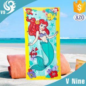 Customized Cotton Printed Cartoon Towel pictures & photos