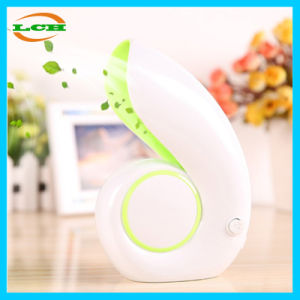 Mini Conch Shape and Mute No Fan Blade USB Fan pictures & photos