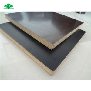 Construction Material Film Faced Plywood of E1 Construction Plywood Timber pictures & photos