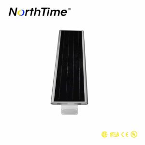 Smart Phone APP Control Integrated Outdoor Solar LED Street Lighting pictures & photos