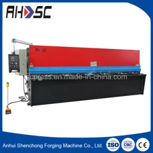 Swing 12mm 2500mm Hydraulic Shearing Machine pictures & photos