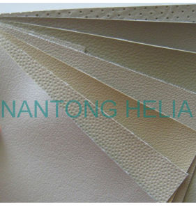 PVC Artificial Leather for Car Seat, Ball, etc (HL005-15) pictures & photos