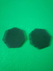 Perforated Square Wire Metal Mesh for Audio with Coating pictures & photos