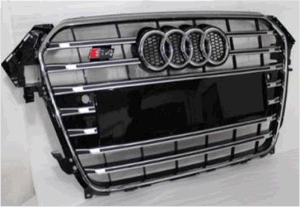 Car Grille for Audi A4 A5 A6 and R7 pictures & photos