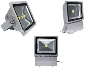 Red Color 380*280*200mm AC165-265V 3*50W COB LED Flood Light pictures & photos