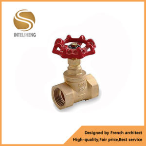 Pn16 Brass Globe Valve with NPT BSPT Screw Thread pictures & photos