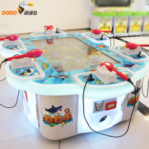 Coin Operated Sea Fantasia Arcade Fish Shooting Game Machine 2017 Hot Sale for Game Center pictures & photos