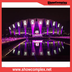 Outdoor Full Color P6 Rental LED Video Wall for Show pictures & photos