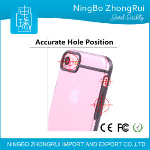 Luxury Phone Case Hot Selling Shockproof TPU PC Support Case for iPhone7 pictures & photos