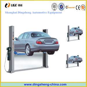 Two Post Car Lift Home Use Car Wash Equipment pictures & photos