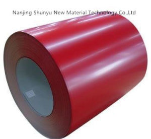 Pre Painted Galvalume Steel Coils / Aluzinc Color Coated Steel Coil pictures & photos