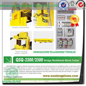 Granite Bridge Saw Cutting Machine for Block Cutting -Stone Block Cutting Machine pictures & photos