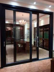 Customized High Quality Aluminum Sliding Door pictures & photos