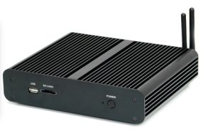Supporting Windows/ Linux OS Intel Core Fanless I7 Mini PC (JFTC7500U) pictures & photos