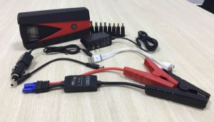 Portable Auto EPS Multifunctional Car Jump Starter with Compass (JS-K08) pictures & photos