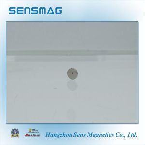 N50h Customized Permanent Neodymium Disk Magnet with Nicuni Plated pictures & photos