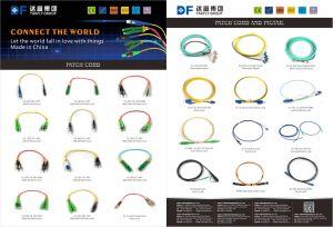 Single Mode Simplex 9/125 St-Sc Fiber Optic Jumpers pictures & photos