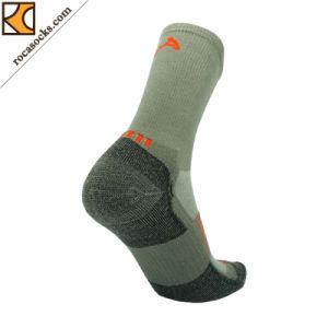 Outdoor Sport Coolmax Cotton Crew Socks (162007SK) pictures & photos